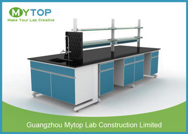 Modern Chemistry Laboratory Cabinets And Countertops , School Science Furniture