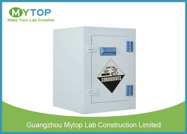 Vertical Polypropylene Laboratory Chemical Storage Cabinets With Adjustable Shelf